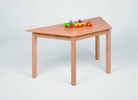 Kindertisch Trapez