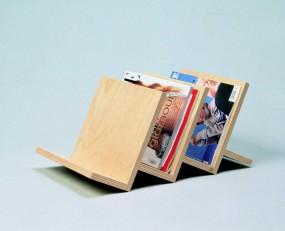 Zeitschriftenständer 3-Fach